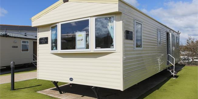 £33,000, 3 Bedroom Detached Mobile Home For Sale in Perranporth, TR6