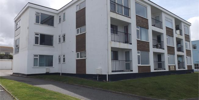Asking Price £134,500, 1 Bedroom Ground Floor Flat For Sale in Newquay, TR7