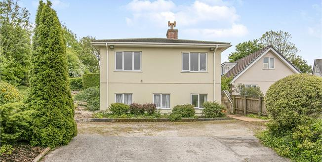 Asking Price £325,000, 3 Bedroom Detached House For Sale in St. Columb, TR9