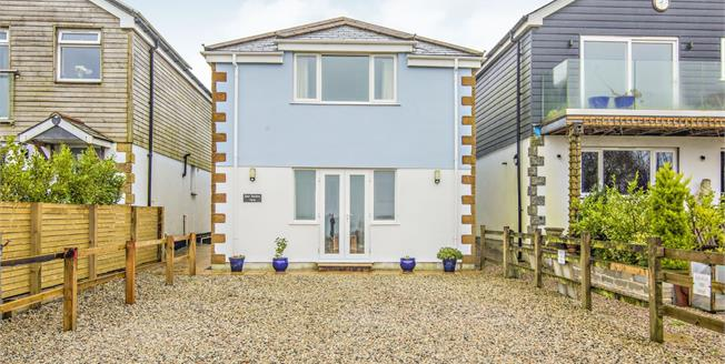Asking Price £250,000, 3 Bedroom Detached House For Sale in Fraddon, TR9