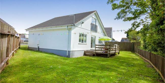 Asking Price £199,950, 3 Bedroom Detached House For Sale in St. Merryn, PL28