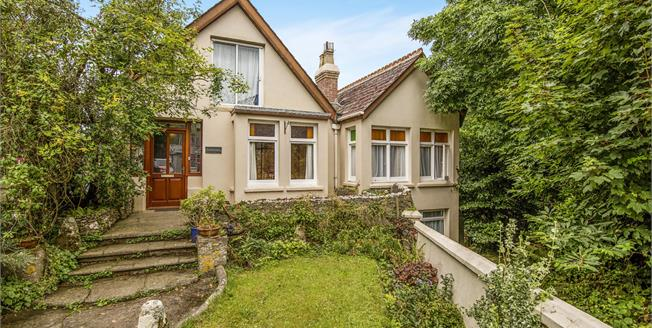 Guide Price £340,000, 4 Bedroom End of Terrace House For Sale in St. Kew, PL30