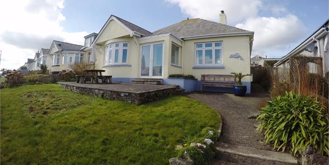 Guide Price £595,000, 3 Bedroom Detached Bungalow For Sale in Padstow, PL28