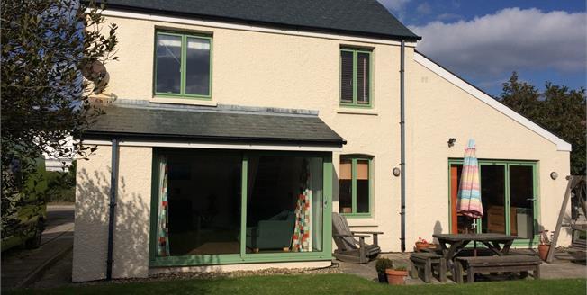 Offers in the region of £475,000, 4 Bedroom For Sale in St. Merryn, PL28