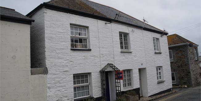 Offers Over £250,000, 2 Bedroom End of Terrace Cottage For Sale in Padstow, PL28