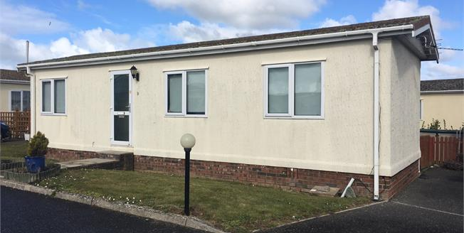 Offers in the region of £55,000, 2 Bedroom Detached Bungalow For Sale in St. Merryn, PL28