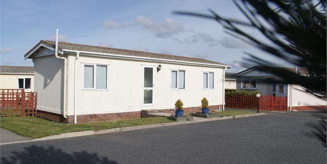Offers in the region of £57,500, 2 Bedroom Detached Bungalow For Sale in St. Merryn, PL28