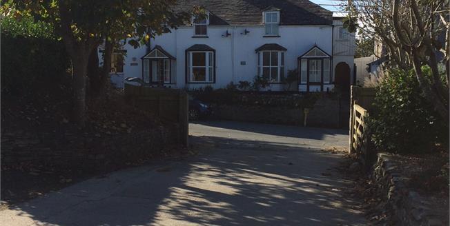 Asking Price £365,000, 3 Bedroom For Sale in Trevone, PL28