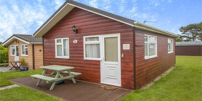 Guide Price £30,000, 2 Bedroom Detached Bungalow For Sale in St. Merryn, PL28