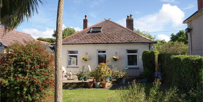 Asking Price £325,000, 3 Bedroom Detached Bungalow For Sale in High Lanes, PL27
