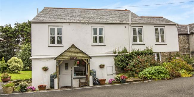 Guide Price £525,000, 4 Bedroom Semi Detached House For Sale in St. Kew, PL30
