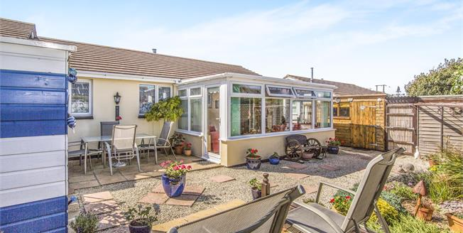 Asking Price £229,950, 3 Bedroom Semi Detached Bungalow For Sale in St. Merryn, PL28