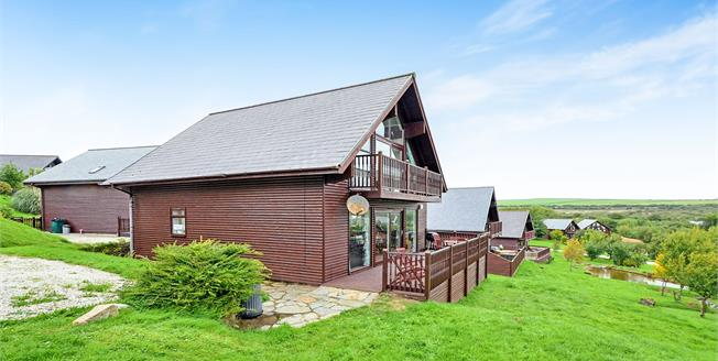 Guide Price £210,000, 4 Bedroom Detached House For Sale in Winnards Perch, TR9
