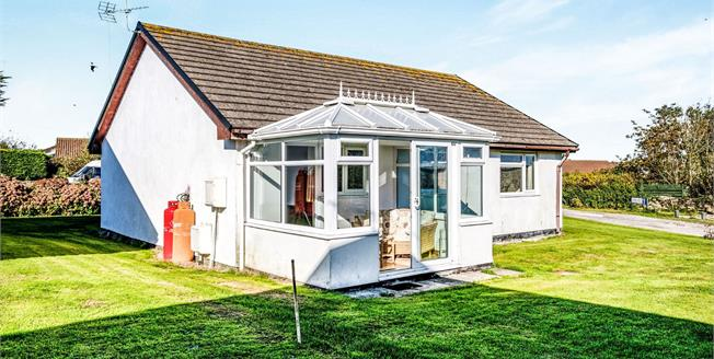 Guide Price £169,950, 2 Bedroom Detached Bungalow For Sale in St. Merryn, PL28