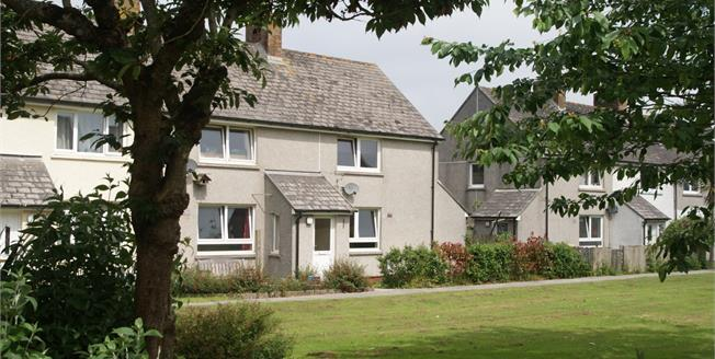 Guide Price £159,950, 2 Bedroom End of Terrace House For Sale in St. Eval, PL27