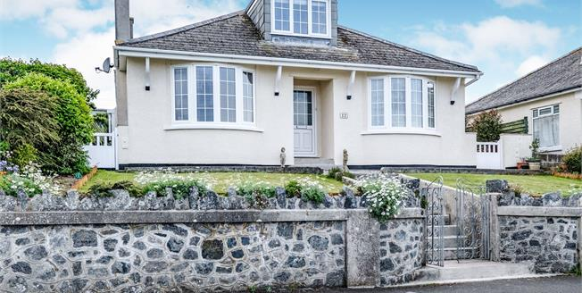 Guide Price £750,000, 3 Bedroom Detached Bungalow For Sale in Padstow, PL28