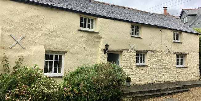 Offers Over £475,000, For Sale in Burlawn, PL27