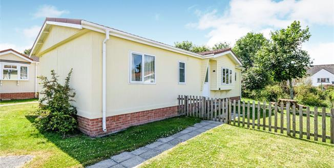 Guide Price £89,950, 3 Bedroom Detached Bungalow For Sale in Padstow, PL28