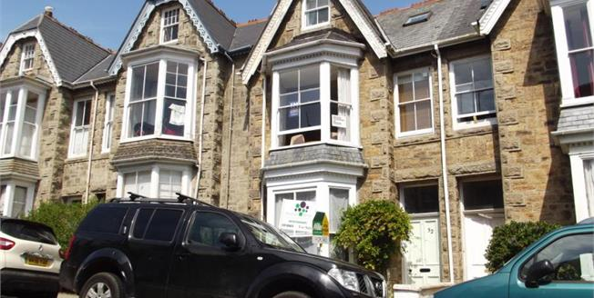 £109,500, 1 Bedroom Terraced Flat For Sale in Cornwall, TR18