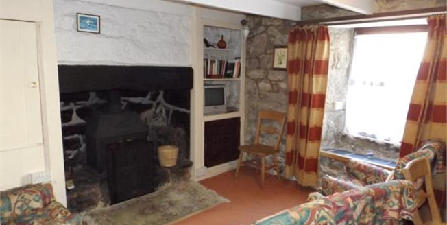 £150,000, 2 Bedroom Terraced Cottage For Sale in Pendeen, TR19