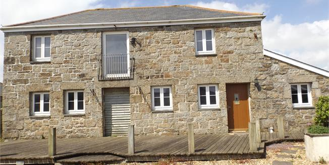 Offers in excess of £450,000, 5 Bedroom For Sale in Buryas Bridge, TR19