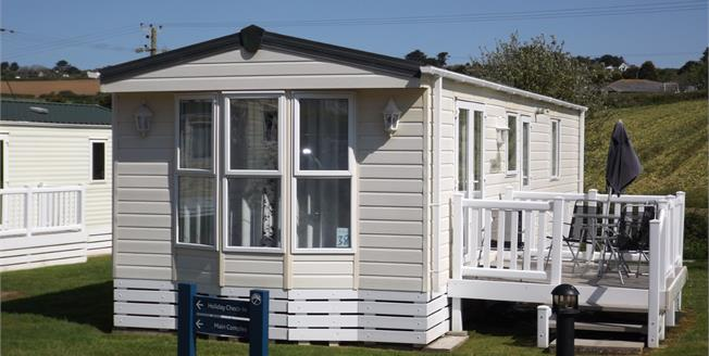 Asking Price £25,000, 2 Bedroom Detached Mobile Home For Sale in Praa Sands, TR20