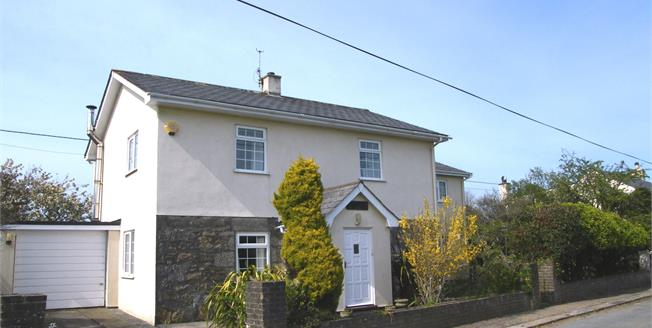 Asking Price £525,000, 4 Bedroom Detached House For Sale in Marazion, TR17