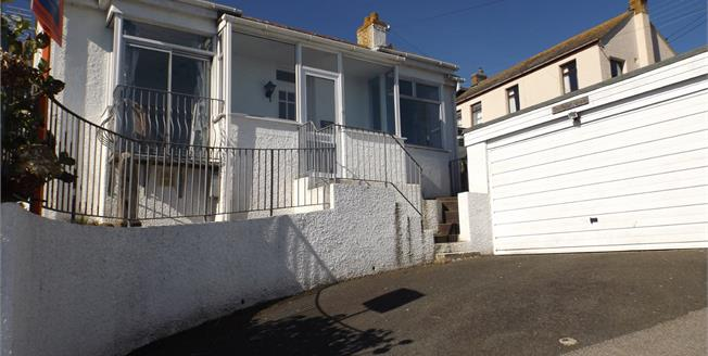 Offers in the region of £250,000, 3 Bedroom Detached Bungalow For Sale in Penzance, TR18