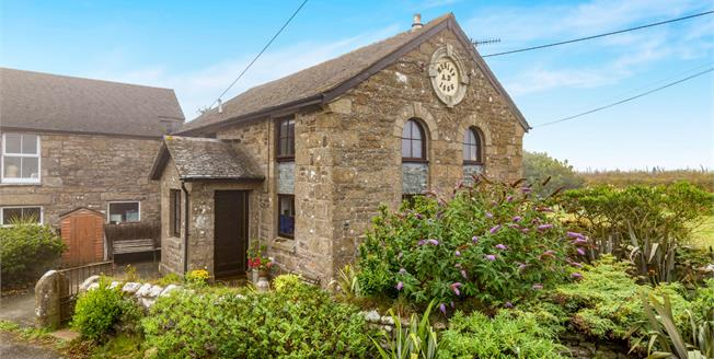 Asking Price £328,000, 4 Bedroom Detached House For Sale in Pendeen, TR20