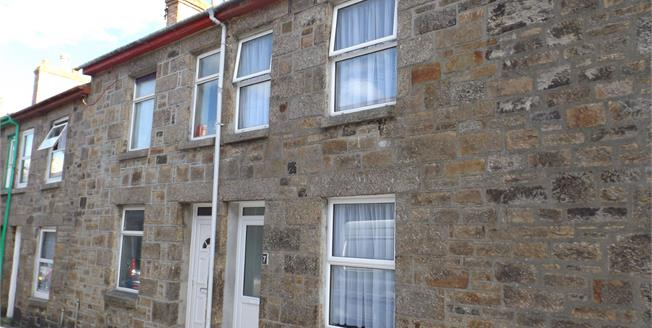 Asking Price £143,500, 2 Bedroom Terraced House For Sale in Penzance, TR18
