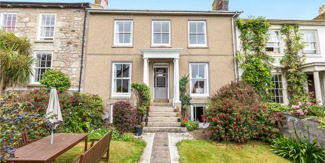 Asking Price £420,000, 7 Bedroom Terraced House For Sale in Penzance, TR18