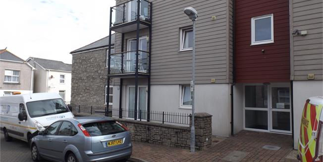 Asking Price £122,000, 2 Bedroom Flat For Sale in Redruth, TR15