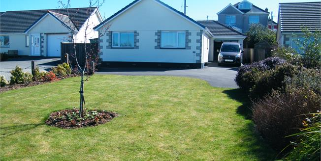 Guide Price £255,000, 3 Bedroom Detached Bungalow For Sale in Redruth, TR15