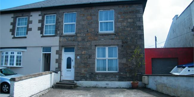 Offers Over £150,000, 4 Bedroom Semi Detached House For Sale in Illogan Highway, TR15
