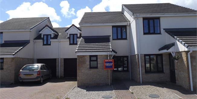 Asking Price £195,000, 3 Bedroom Terraced House For Sale in Redruth, TR15