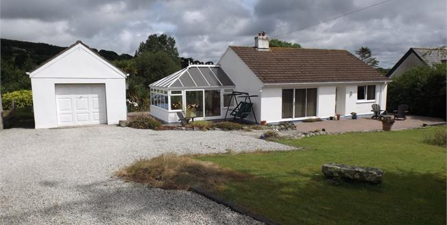 Asking Price £350,000, 2 Bedroom Detached Bungalow For Sale in Lanner, TR16