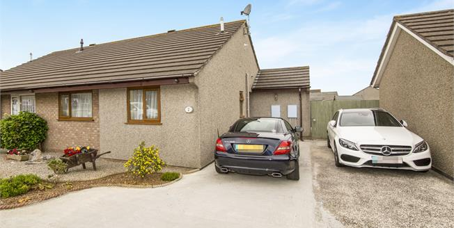 Offers Over £170,000, 2 Bedroom Semi Detached Bungalow For Sale in Pool, TR15