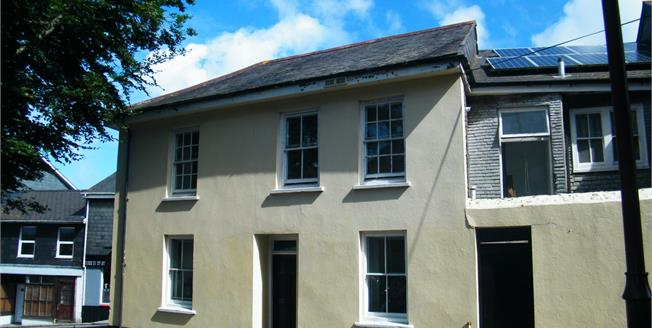 Guide Price £70,000, 1 Bedroom Flat For Sale in Redruth, TR15