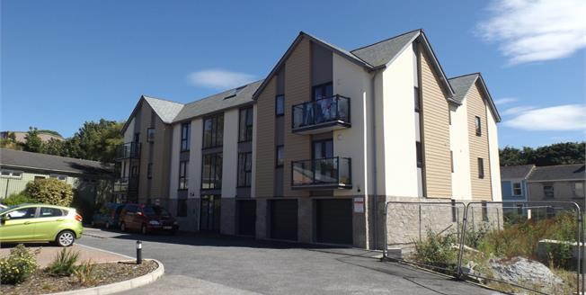 Asking Price £123,000, 2 Bedroom Flat For Sale in Redruth, TR15