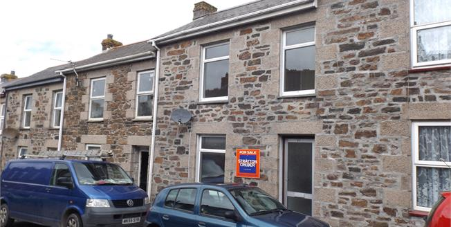 Asking Price £110,000, 2 Bedroom Terraced Cottage For Sale in Redruth, TR15