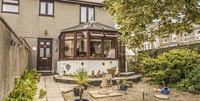 Asking Price £220,000, 3 Bedroom Semi Detached House For Sale in Redruth, TR15