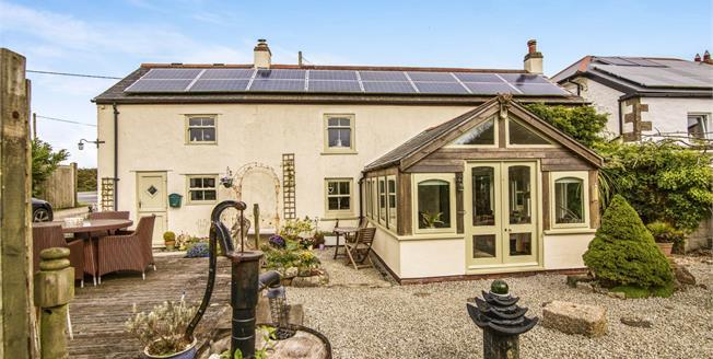 Asking Price £330,000, 4 Bedroom Detached Cottage For Sale in Carnkie, TR16