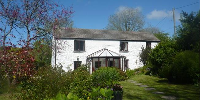 Guide Price £310,000, 2 Bedroom Detached Cottage For Sale in Scorrier, TR16