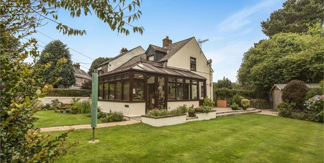 Guide Price £315,000, 3 Bedroom Semi Detached Cottage For Sale in Carharrack, TR16