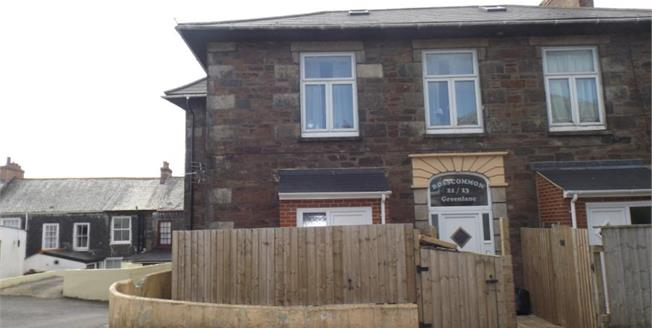 £65,000, 1 Bedroom Ground Floor Flat For Sale in Cornwall, TR15