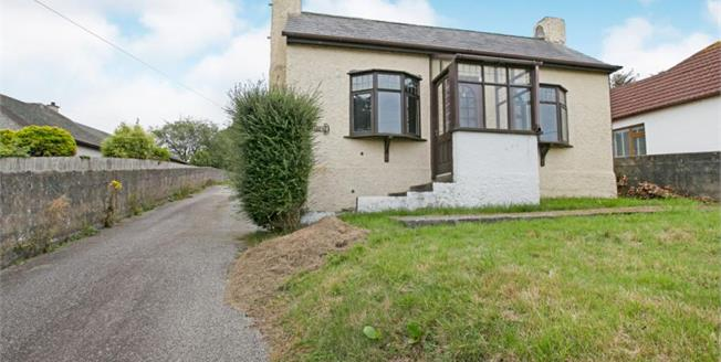 Offers in excess of £200,000, 2 Bedroom Detached Bungalow For Sale in Tehidy, TR14