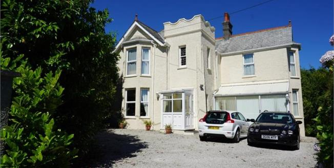 Asking Price £320,000, 4 Bedroom Detached House For Sale in St. Austell, PL25