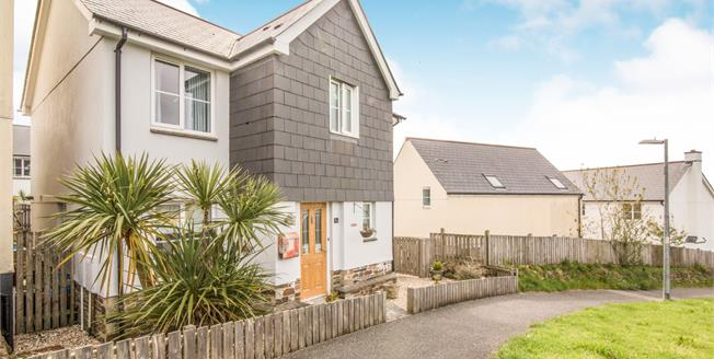Asking Price £252,000, 4 Bedroom Detached House For Sale in St. Austell, PL25