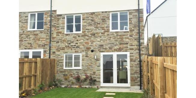 £259,950, 4 Bedroom Terraced House For Sale in Hill Hay Close, PL23