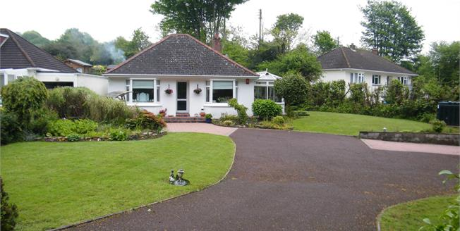 Asking Price £315,000, 2 Bedroom Detached Bungalow For Sale in Par, PL24